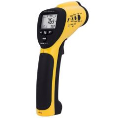 Fisherbrand™ Traceable™ Infrared Thermometer Gun, Emissivity adjustable from 0.10 to 1.00 in 0.01 steps