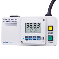 Fisherbrand™ Traceable™ Walkaway™ Count-up Controllers, Walkaway Turn-off Count-up