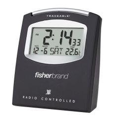 Fisherbrand™ Traceable™ Radio Atomic Clock for the Workstation