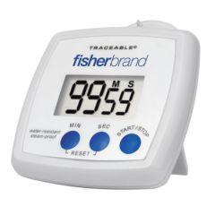 Fisherbrand™ Traceable™ Waterproof/Steamproof Timer