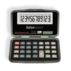 Fisherbrand™ 12-Digit Calculator with Oversized Display