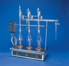 DWK Life Sciences Kimble™ Kontes™ K-D Evaporator Concentrator Glassware Components: Column Top