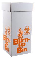 Fisherbrand™ Burn-up Bin™ Biohazard Waste Boxes