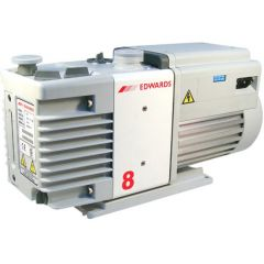 Edwards Rotary Vane Vacuum Pumps for Freeze Dryers: Model RV8