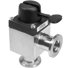 Edwards High Vacuum Right Angle Valve