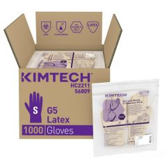 Kimberly-Clark Professional™ Kimtech™ G5 Latex Ambidextrous Gloves