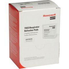 Honeywell™ North™ Refresher Respirator Wipe Pads