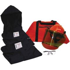 Honeywell Salisbury™ HRC2 8 Cal/Cm2 Coat and Pant Kit