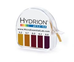 Micro Essential Lab Hydrion™ Single Roll Dispenser - pH 5.2 to 6.6