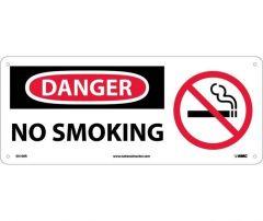 National Marker™ Safety No Smoking Signs