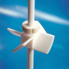 Cowie Technology™ PTFE Angled Type Adjustable Rotor Shaft Stirrer