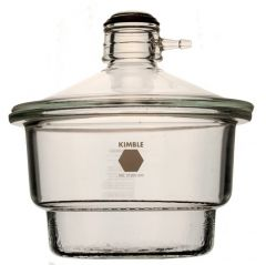 DWK Life Sciences Kimble™ Vacuum Desiccator with Collar 150x255