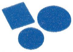 Fisherbrand™ Foam Biopsy Pads, Rectangular foam pad; 30.2L x 25W x 2mm H