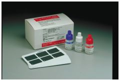 Fisher Healthcare™ Sure-Vue™ CRP Latex Test Kit