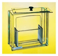 General Glassblowing Multiplate Tank with Nonslip Lid