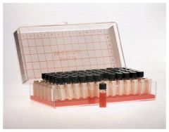 DWK Life Sciences Wheaton™ M-T Vial File™ and Accessories