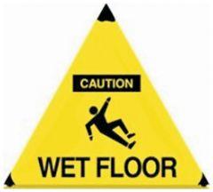 Accuform Signs Handy Cone Floor Sign