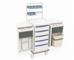 Metro™ Starsys™ Preconfigured Mobile Workstation, LAR Procedure - Arthroscopic Cart