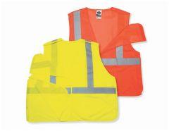 Ergodyne™ GloWear™ 8215BA Type R Class 2 Econo Breakaway Mesh Vest