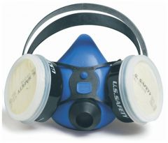 US Safety Comfort-Air™ Series 100 Silicone Respirators