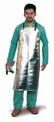 Steel Grip Aluminized Rayon Aprons