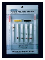 Bel-Art™ SP Scienceware™ Pipetter Accuracy Test Kit