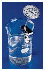 Fisherbrand™ Single-Scale Bimetal Dial Thermometers