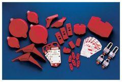 Brady™ Combination Lockout Starter Kit