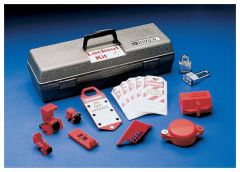 Brady™ Toolbox Lockout Kit with Components
