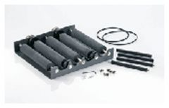 DWK Life Sciences Wheaton™ Deck Kit for Compact Roller System for Mini Bottles