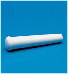 CoorsTek™ Porcelain Pestles for Porcelain Mortars with Pour Lip