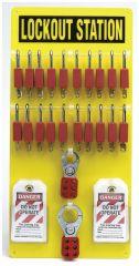Brady™ Ten-Lock Lockout Stations