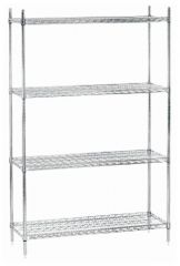 Advance Tabco™ Posts for Wire Shelving
