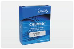CHEMetrics™ Cyanide (free) CHEMets™ Refill