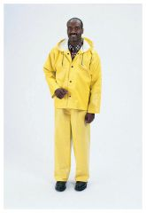 Neese Polyester Rainwear Separates Coated with PVC