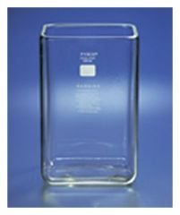 Corning™ Rectangular Chromatography Tank With Ground Edges