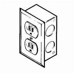 Labconco™ Electrical Receptacle Kits