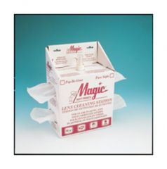 Braco Manufacturing Magic Safety Lens Cleaner Stations