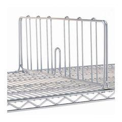 Metro™ Super Adjustable Super Erecta™ Wire Shelving Accessory, 8in. Shelf Dividers
