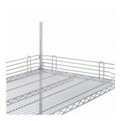 Metro™ Super Erecta™ Wire Shelving Accessory, Shelf Ledge, Stackable