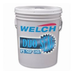 Welch™ DuoSeal™ Pump Oil, 5 gal.