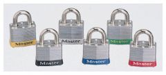 Master Lock™ #3 Laminated Steel Safety Padlocks