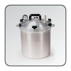 WAF Portable Tabletop Sterilizer Without Heater