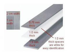 Hoefer™ Spacers for SE 600 Chroma, SE 600 Standard, or SE 400 Vertical Electrophoresis Units