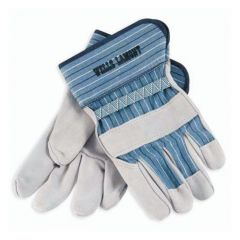 Wells Lamont™ White Mule™ Leather Palm Gloves