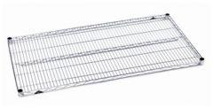 Metro™ Super Adjustable™ Super Erecta™ Wire Shelves - Stainless Steel Finish