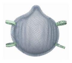 Moldex™ 1200N95 Series Dirt Dawgs Particulate Respirators