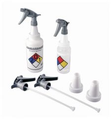 Bel-Art™ SP Scienceware™ Trigger Sprayers with 53mm Adapters