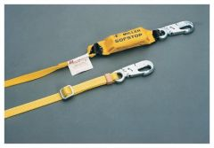 Miller™ Webbing Lanyards with SofStop™ Shock Absorber