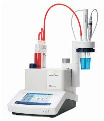 Mettler Toledo™ G20 Potentiometric Titrator for Food, Water, and Chemical Titrations